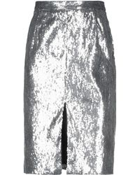 Blugirl Blumarine - Jupe au genou - Lyst