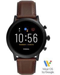 Fossil Smartwatch - Negro