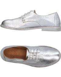 Pantanetti Lace-up Shoes - Metallic