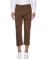 Low Brand Pantalons courts - Marron