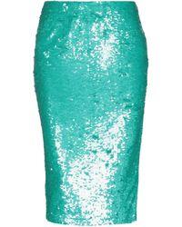 P.A.R.O.S.H. Knee Length Skirt - Green