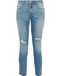 AMO Pantaloni jeans - Blu