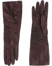 Miu Miu Gloves - Purple