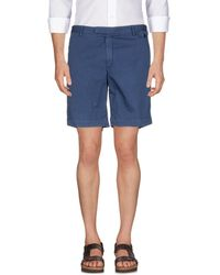 Boglioli Shorts - Azul