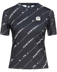 Kappa Kontroll T-shirt - Black