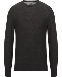 Henry Cotton's Pullover - Noir