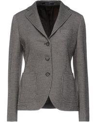 Tagliatore 0205 Suit Jacket - Brown