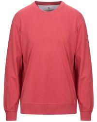 Brunello Cucinelli T-shirt - Red