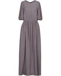 American Vintage - Vestito lungo - Lyst