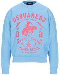 DSquared² Felpa - Blu
