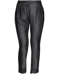 Bruno Manetti - 3/4-length Trousers - Lyst