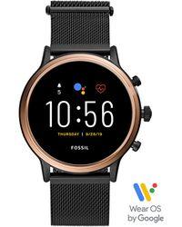 Fossil Smartwatch - Noir