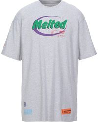 Heron Preston - 'melted' Printed T-shirt - Lyst
