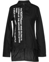 Barbara I Gongini Shirt - Black