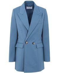IVY & OAK Suit Jacket - Blue