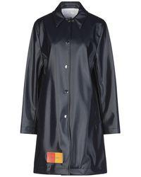 Calvin Klein Overcoat - Multicolour