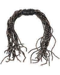 Brunello Cucinelli   Necklace   Lyst