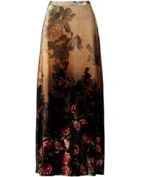 Irie Wash Long Skirt - Multicolour