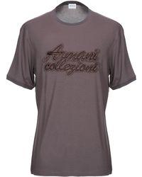 Armani T-shirt - Grey