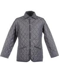 Lavenham Mid-length Jacket - Grey