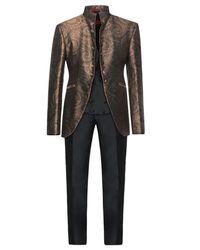 Carlo Pignatelli Anzug - Mehrfarbig