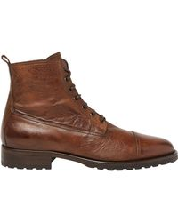 Belstaff Ankle Boots - Brown