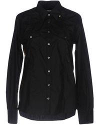 Golden Goose Deluxe Brand Camisa - Negro