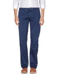 Hamptons Pantalones - Azul