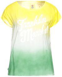 Franklin & Marshall Blouse - Green