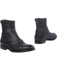 Alberto Fasciani - Ankle Boots - Lyst
