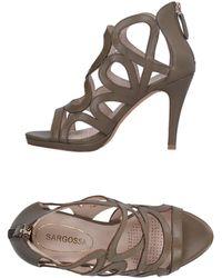 Sargossa Sandals - Multicolor