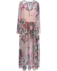 Blugirl Blumarine Long Dress - Natural