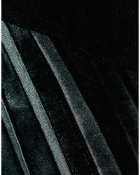 Dion Lee Robe midi - Noir