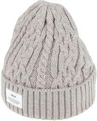 Solid Mützen & Hüte - Grau