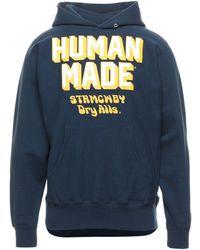 Human Made Sudadera - Azul