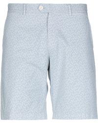 Drumohr Shorts & Bermuda Shorts - Blue