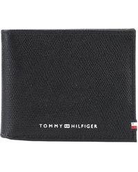 Tommy Hilfiger Billetera - Negro