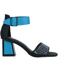Divine Follie Sandals - Blue