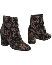 Elvio Zanon - Ankle Boots - Lyst