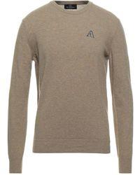 Aquascutum Sweater - Natural