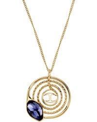 Just Cavalli - Necklace - Lyst