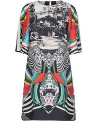 Clover Canyon Short Dress - Black