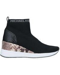 MICHAEL Michael Kors - High-tops & Sneakers - Lyst
