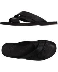 Officine Creative Sandals - Black