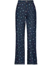 Marc Jacobs Pantaloni jeans - Blu
