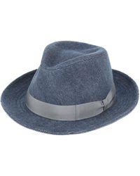 Borsalino Mützen & Hüte - Blau