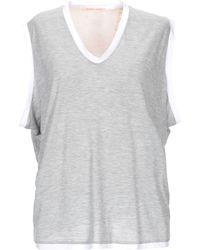 Venera Arapu T-shirt - Grigio