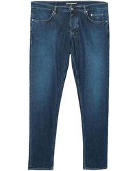 Siviglia Denim Pants - Blue
