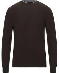 Exte Pullover - Marrone