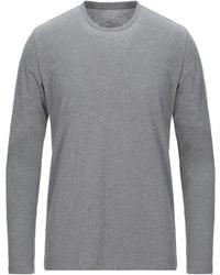 Majestic Filatures T-shirt - Gray